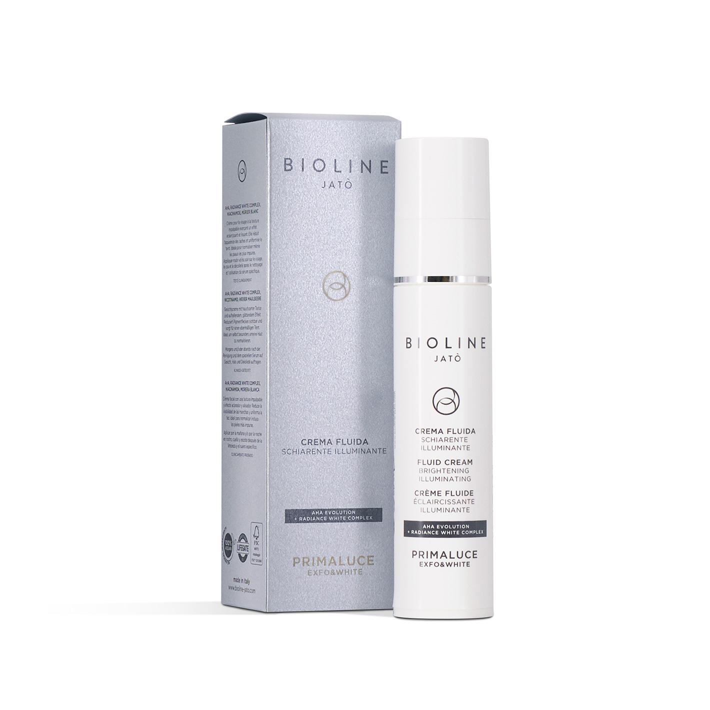 Primaluce Exfo&White - Fluid Cream Brightening Illuminating