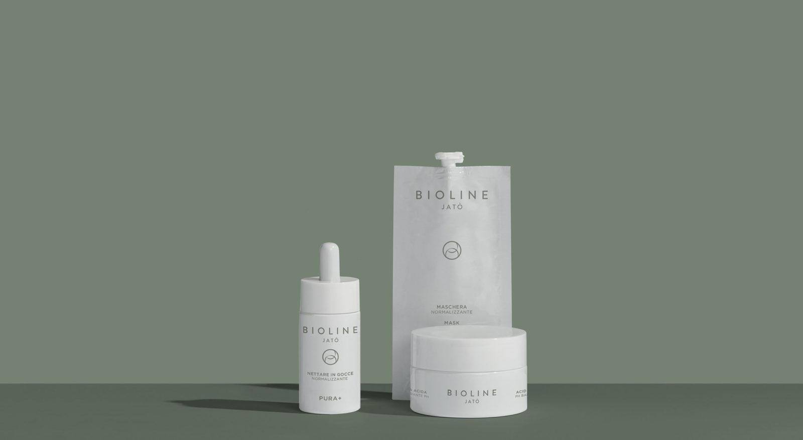 Linea Pura+ - Bioline Jatò