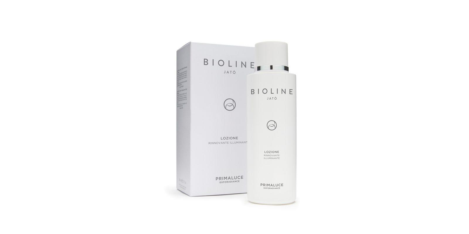 bioline primaluce exforadiance hydrating renovating cream