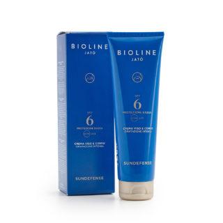 Bioline Jatò Sundefense Protezione Bassa Crema