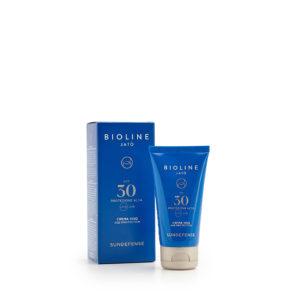 Bioline Jatò Sundefense Protezione Alta Crema