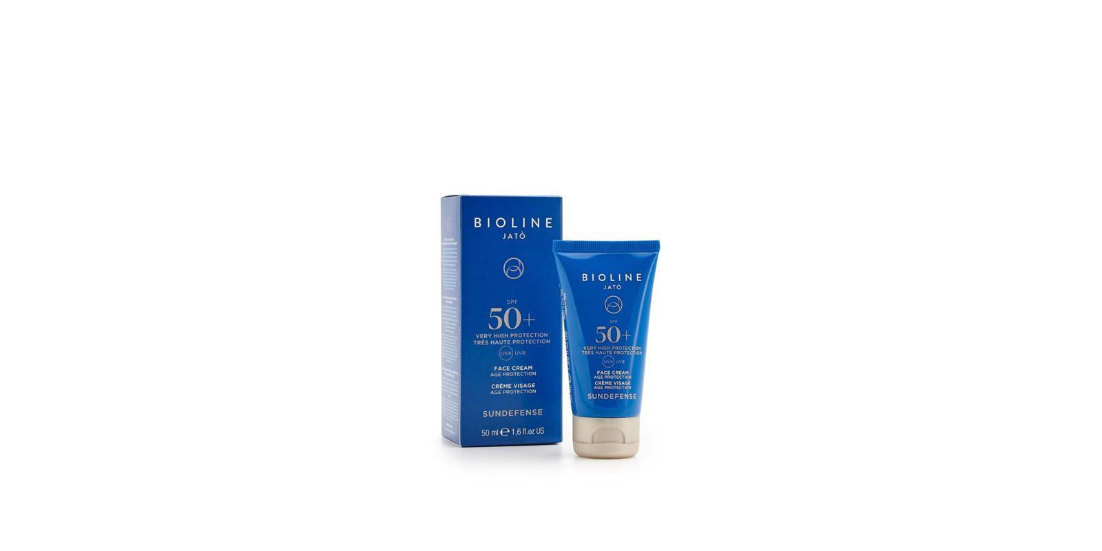 Bioline Jatò Sundefense Very High Protection Cream