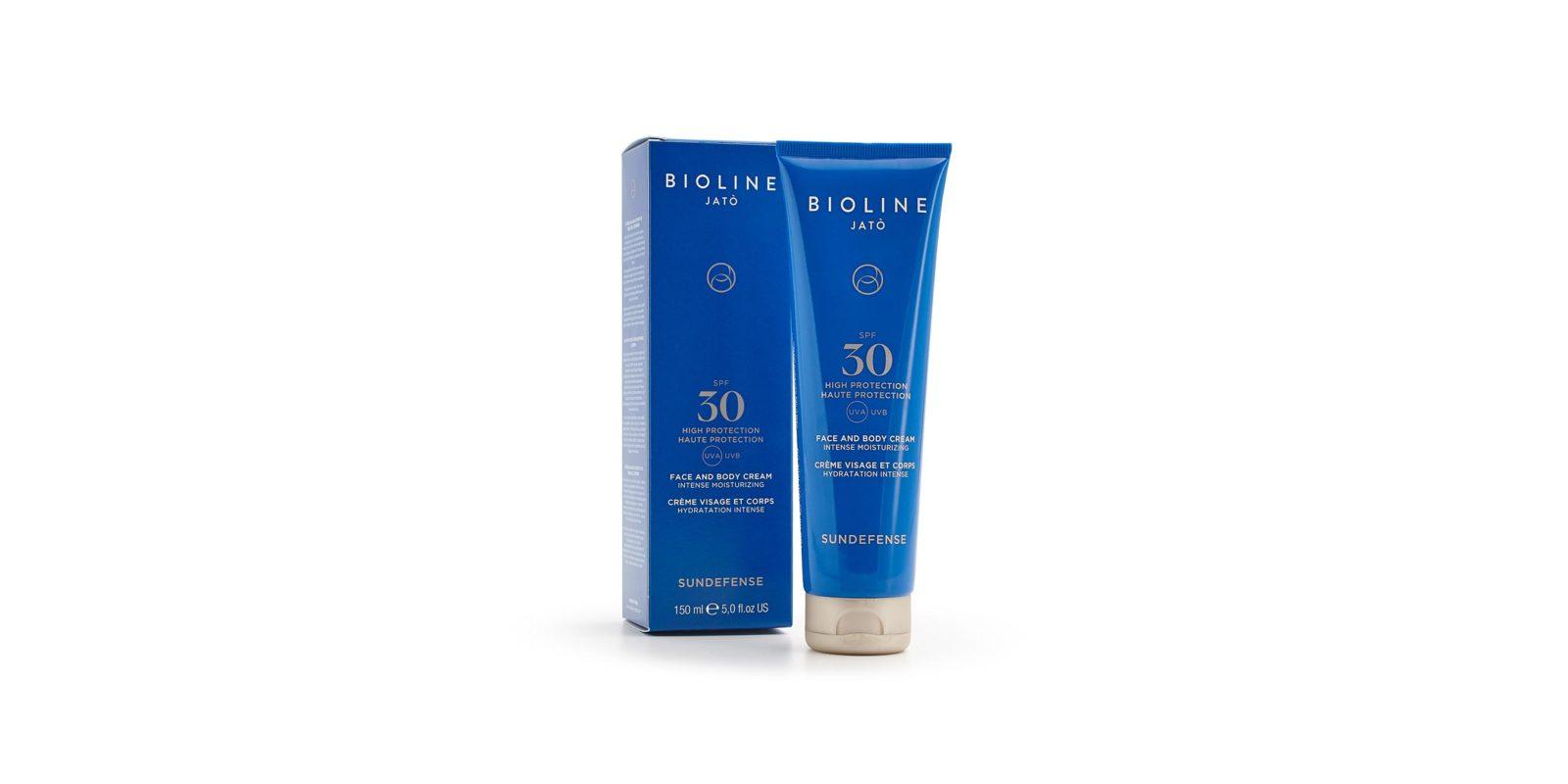 Bioline Jatò Sundefense Hight Protection Cream