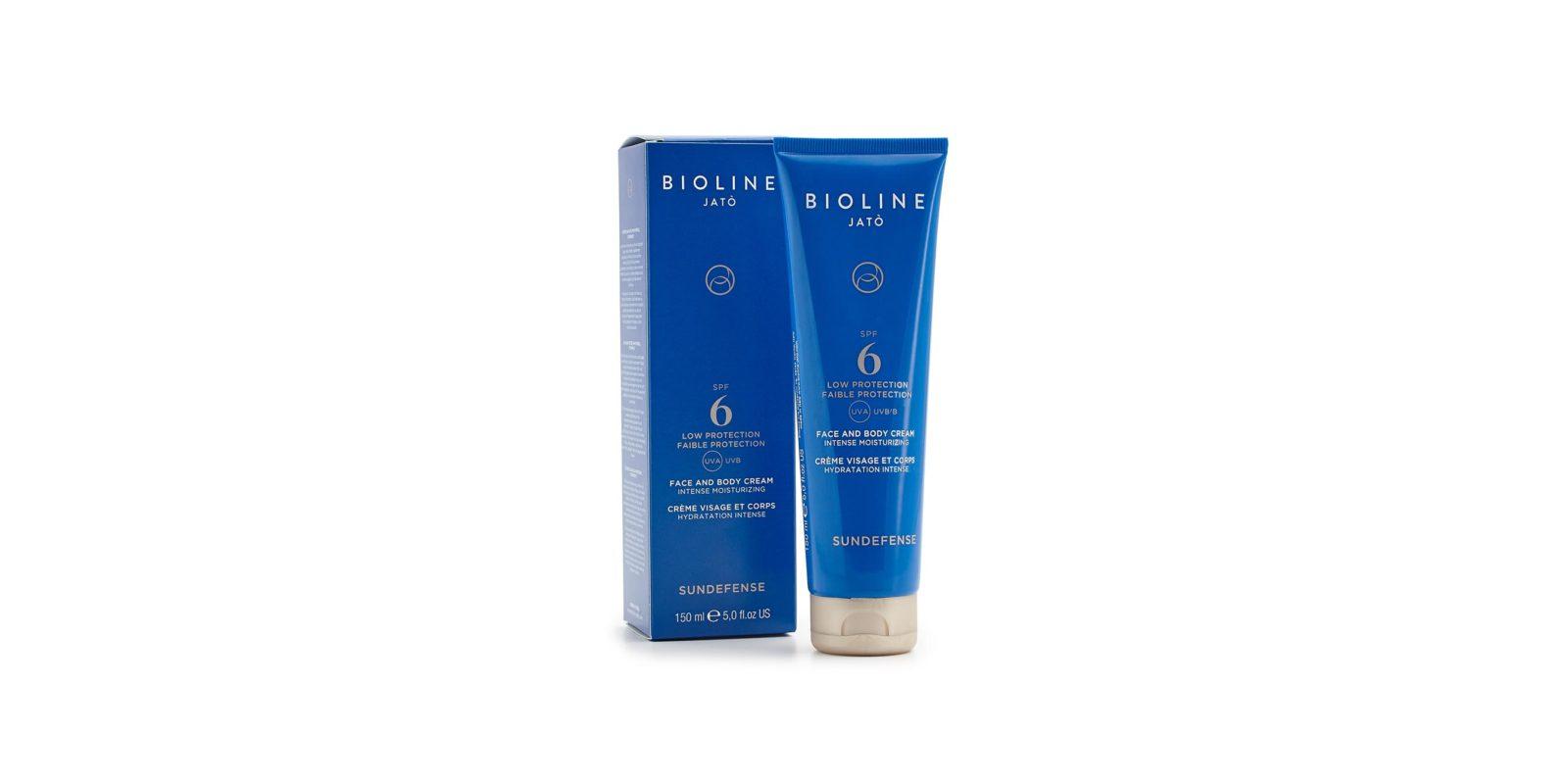Bioline Jatò Sundefense Low Protection Cream