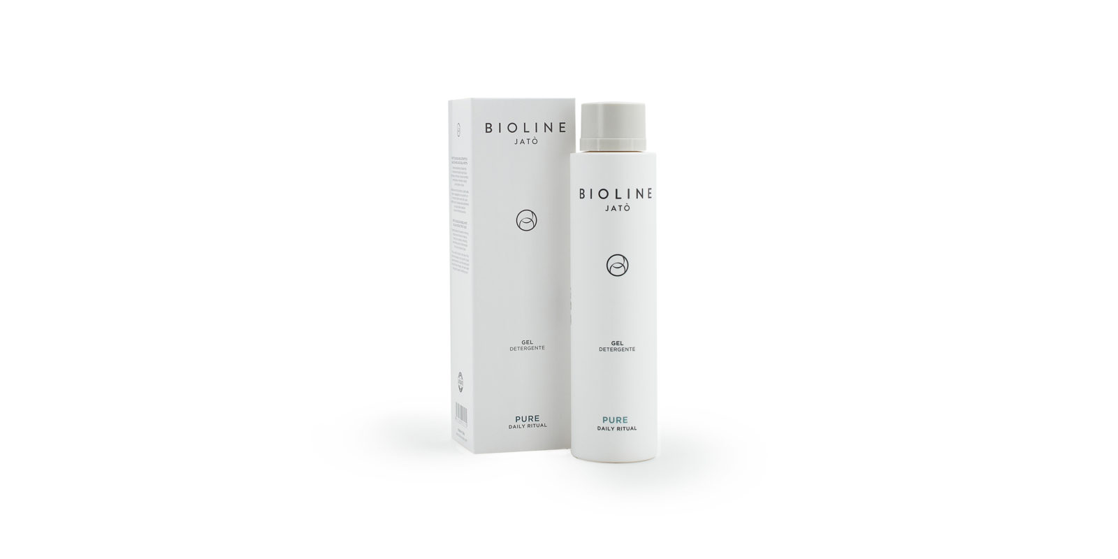 Bioline Jatò Pure Daily Ritual Gel Detergente