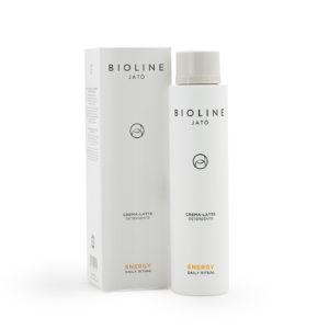 Bioline Jatò Energy Daily Ritual Crema-Latte Detergente