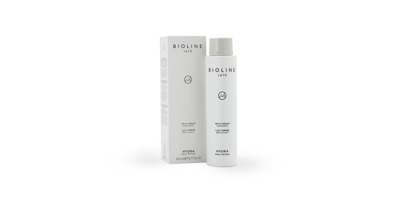 Bioline Jatò Hydra Daily Ritual Milk-Cream Cleansing
