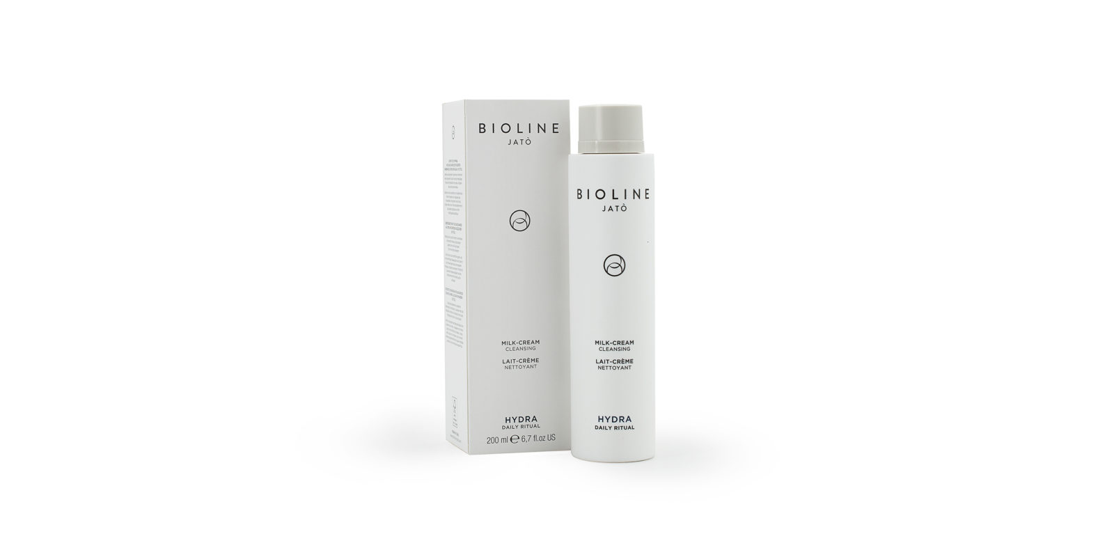 Bioline Jatò Hydra Daily Ritual Milk-Cream Cleansing