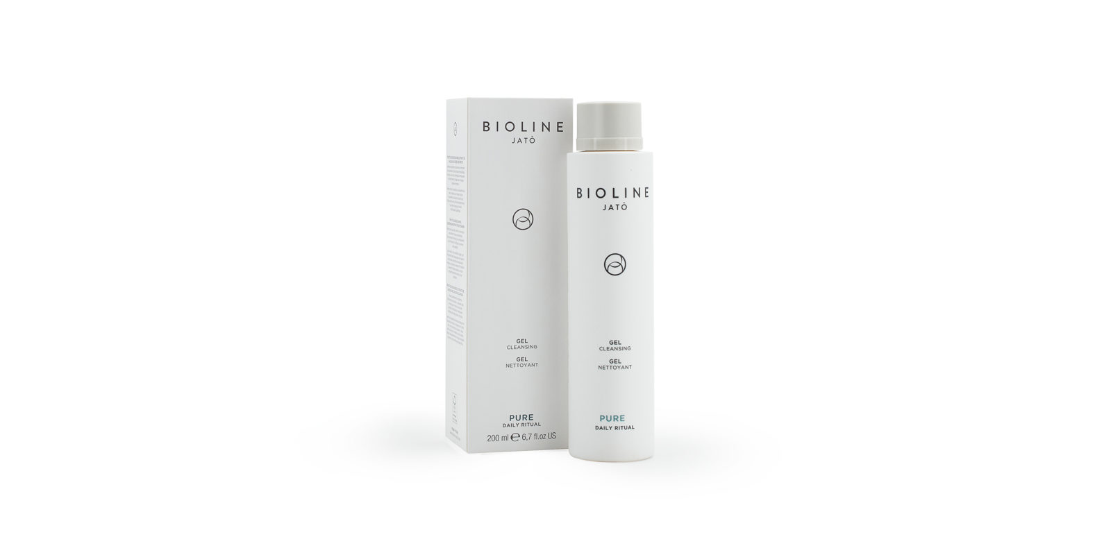 Bioline Jatò Pure Daily Ritual Gel Cleansing