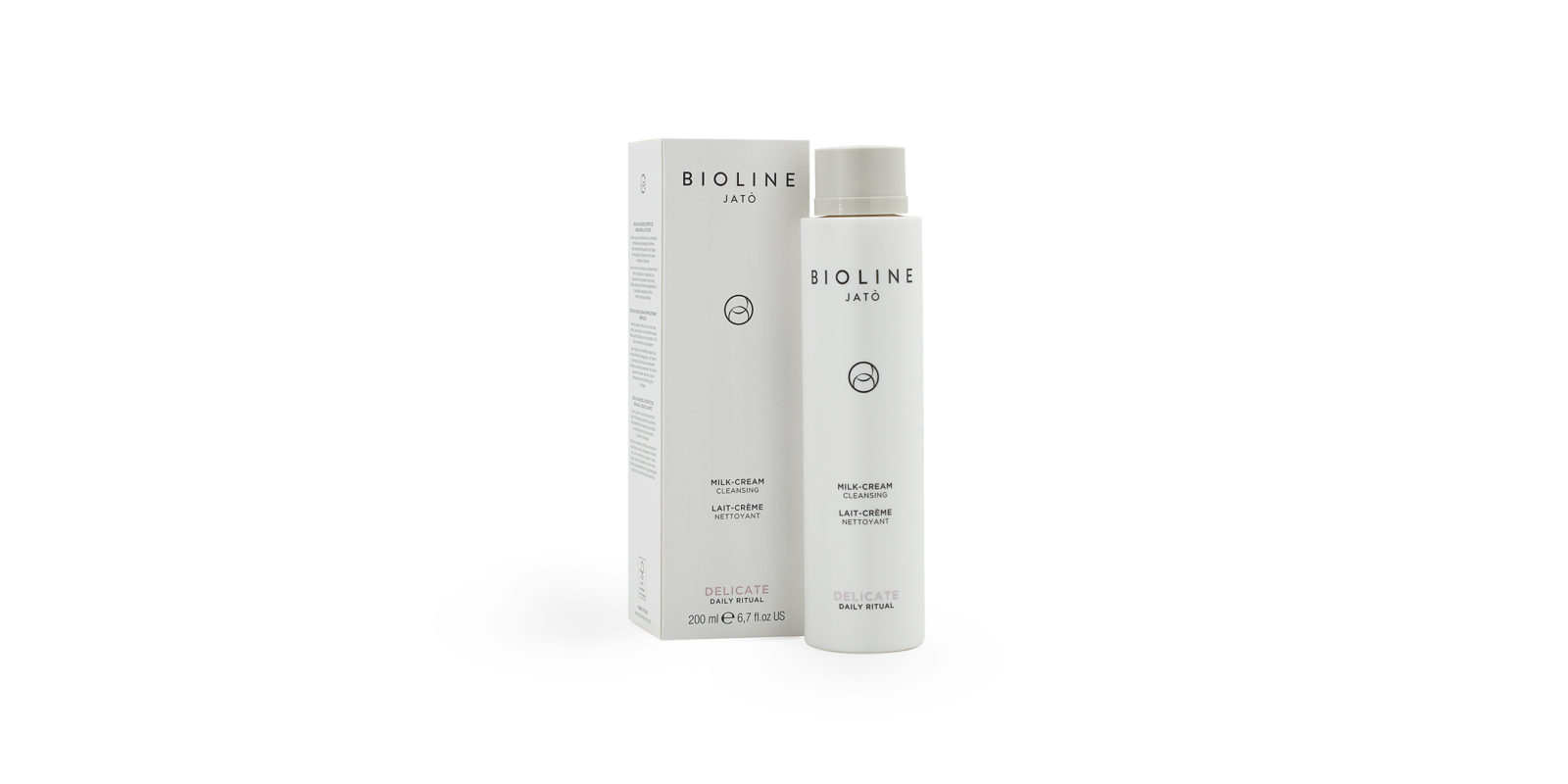 Bioline Jatò Delicate Daily Ritual Milk-Cream Cleansing