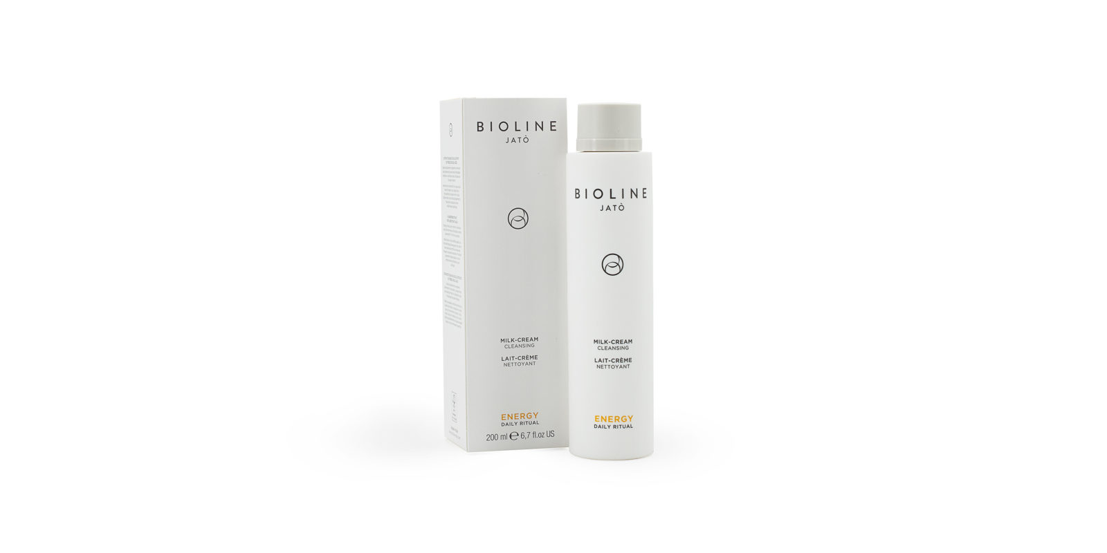 Bioline Jatò Energy Daily Ritual Milk-Cream Cleansing