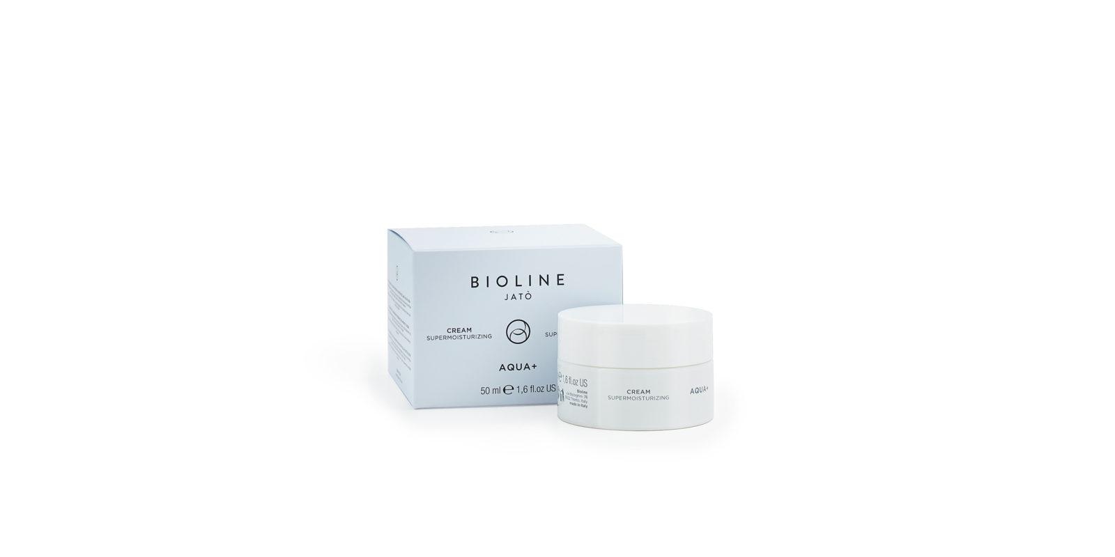 Bioline Jatò Aqua+ Cream Supermoisturizing