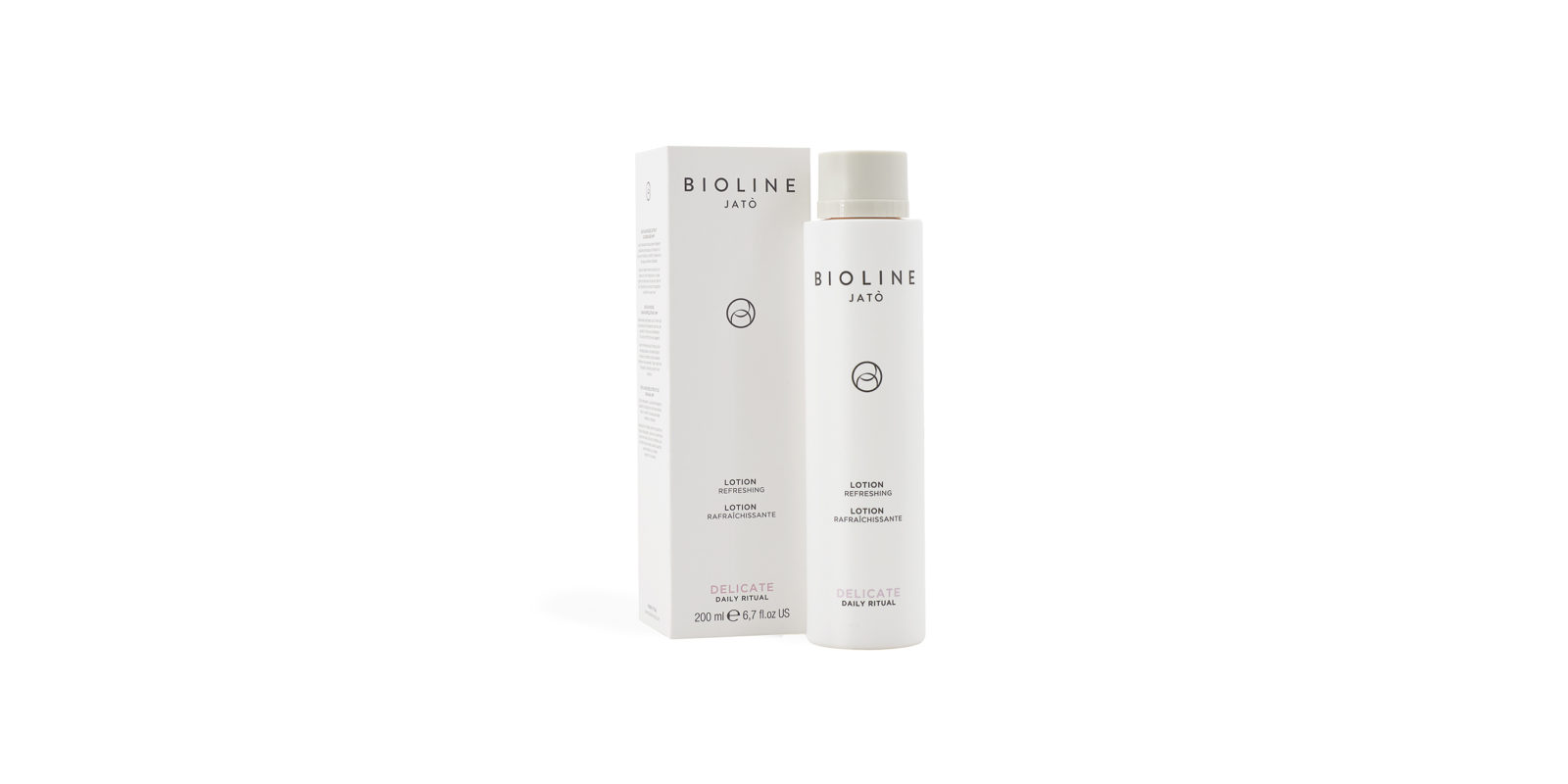 Bioline Jatò Delicate Daily Ritual Lotion Refreshing