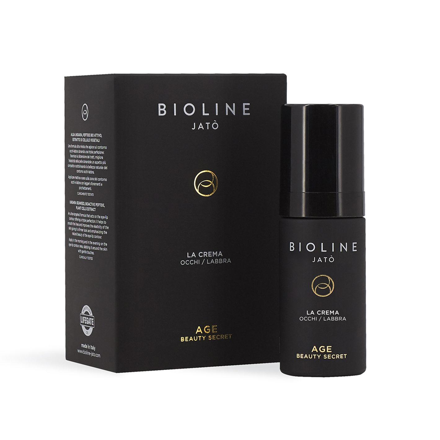 Age Beauty Secret - La Crema Occhi/Labbra