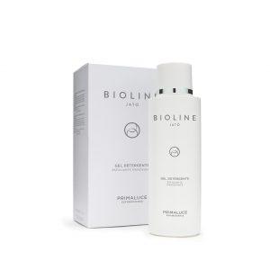Primaluce Gel Detergente esfoliante rinnovante Linea Primaluce - Bioline Jatò