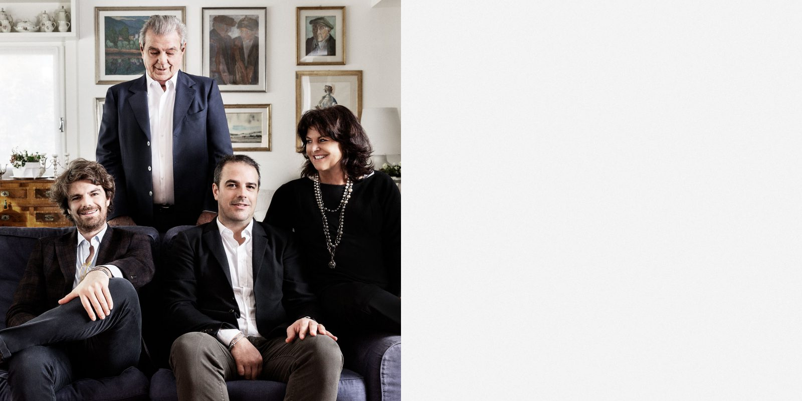 La famiglia Corradini - Bioline Jatò