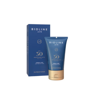 Crema Viso Age Protection Linea Sundefense - Bioline Jatò